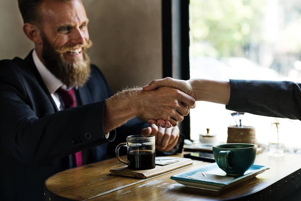 「コーヒーを提供するための場」ではなく「コミュニケーションの場」