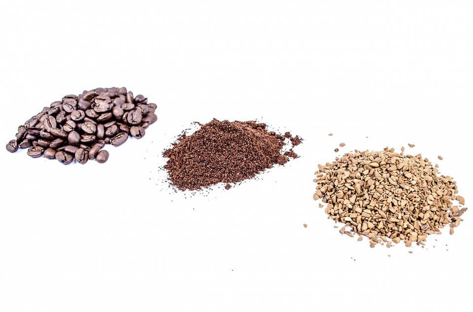 インスタントコーヒー製法