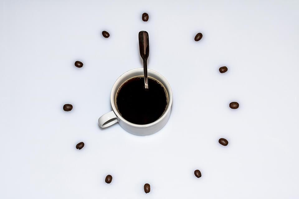 コーヒーの保存