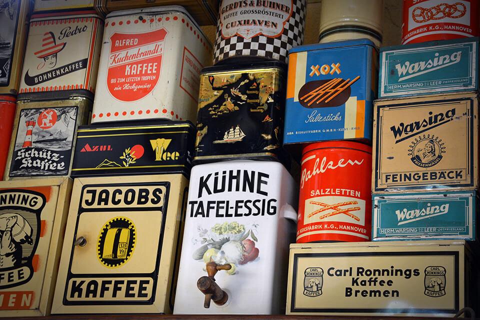 コーヒーの保存容器