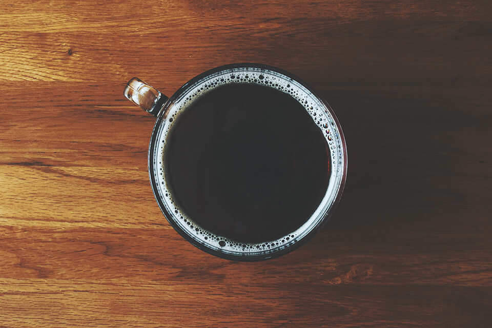 コーヒーの苦味成分