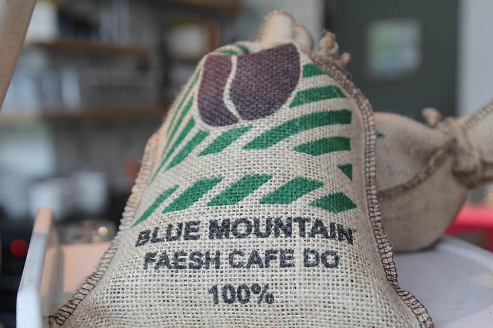 ブルーマウンテンコーヒーバッグ