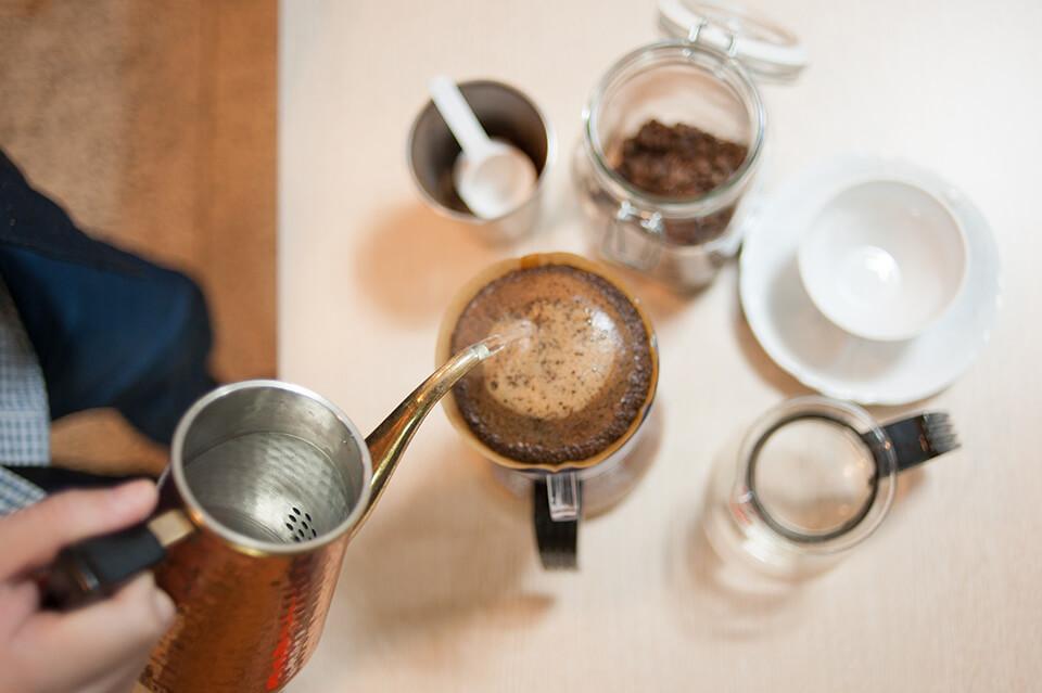 ドリップコーヒーの量 ~メーカーによって量が違う?