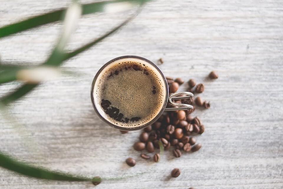 コーヒーと恋話