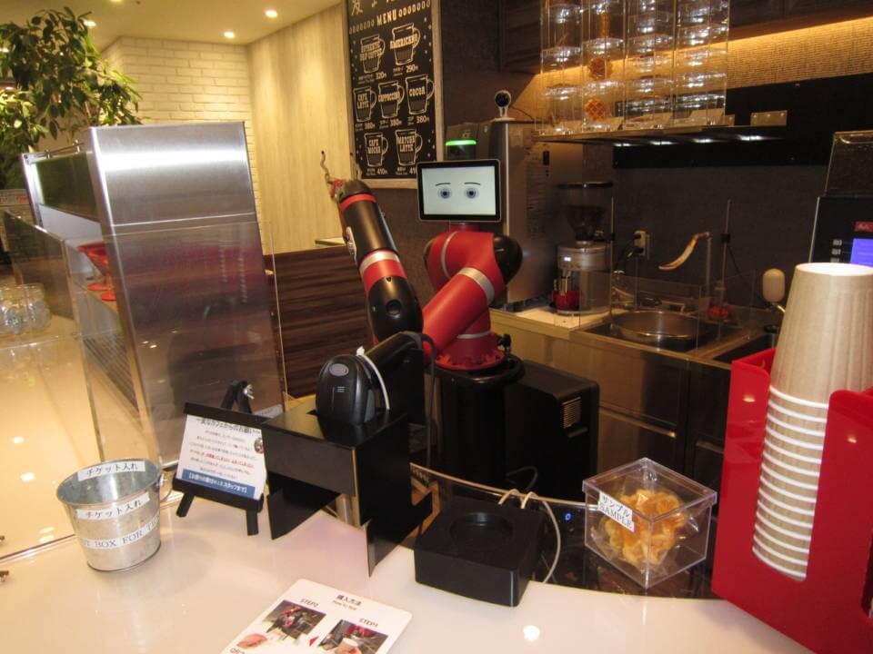 渋谷変なカフェ