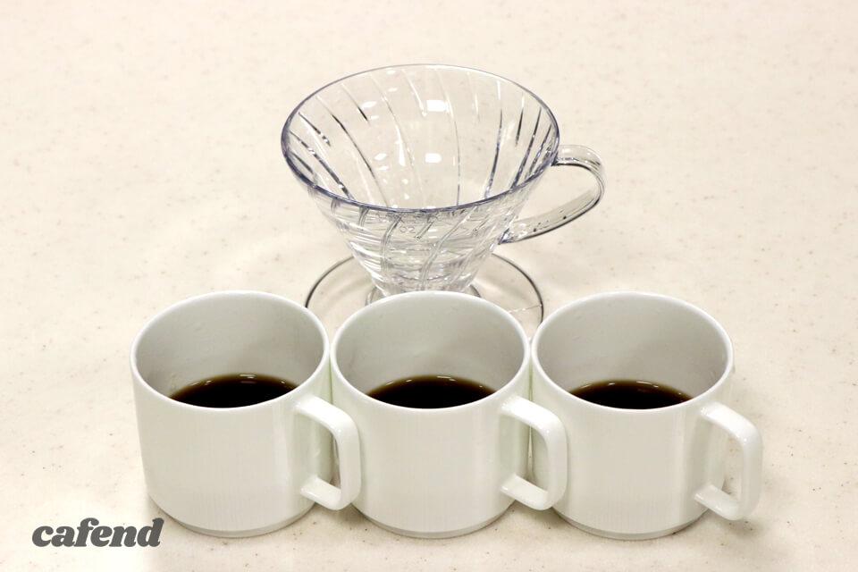 コーヒードリッパーはどれがオススメ? 人気の5種を比較してみました!【後編】