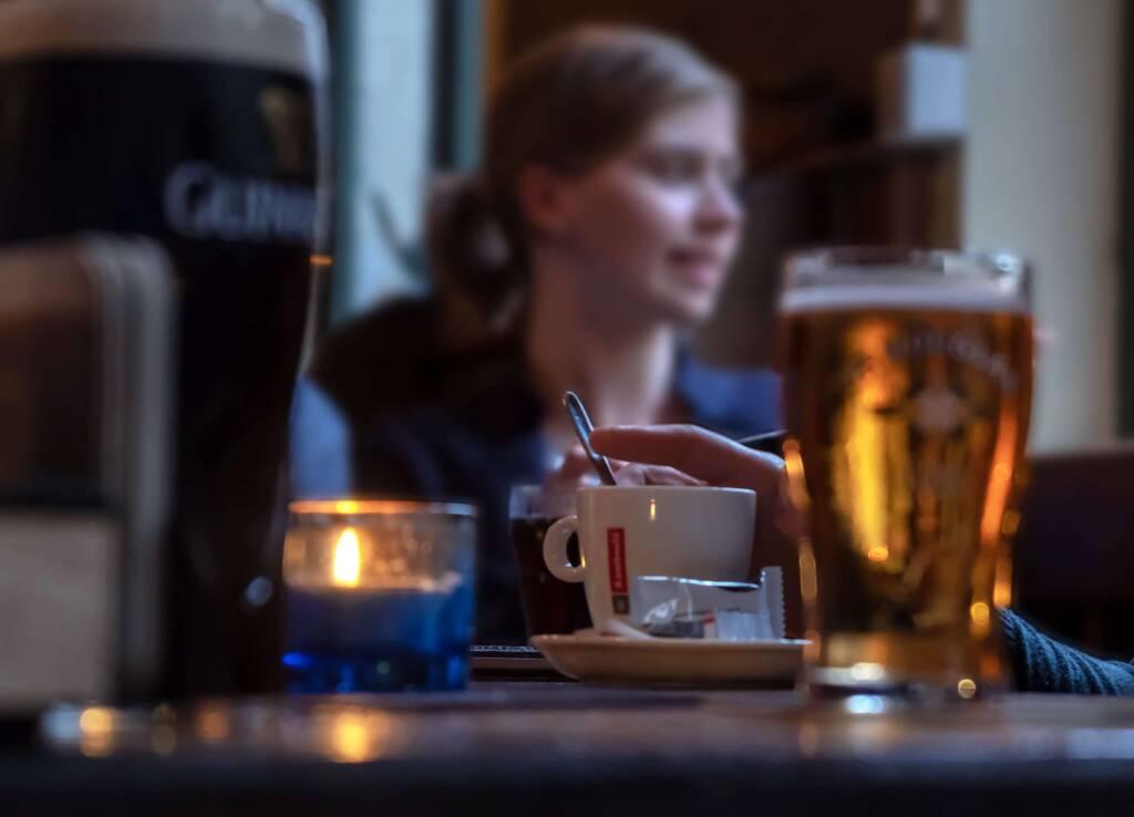 クラフトビールとコーヒー
