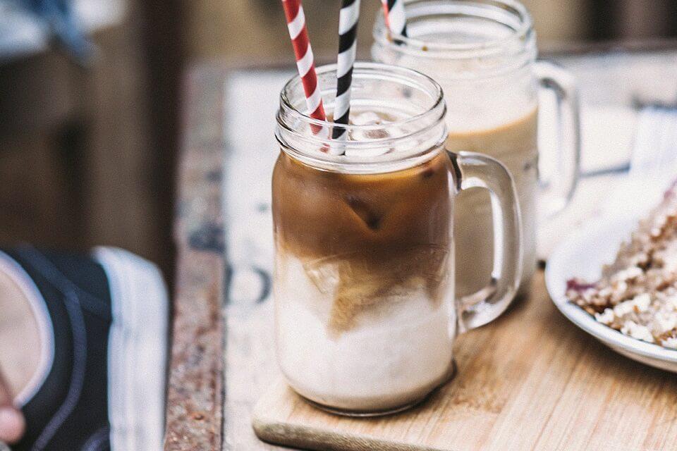 コーヒーとミルクのコンビネーションは無限大