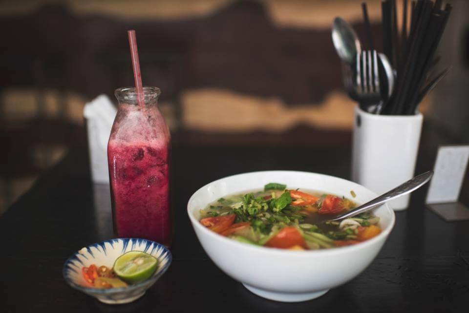 ベトナムカフェ料理