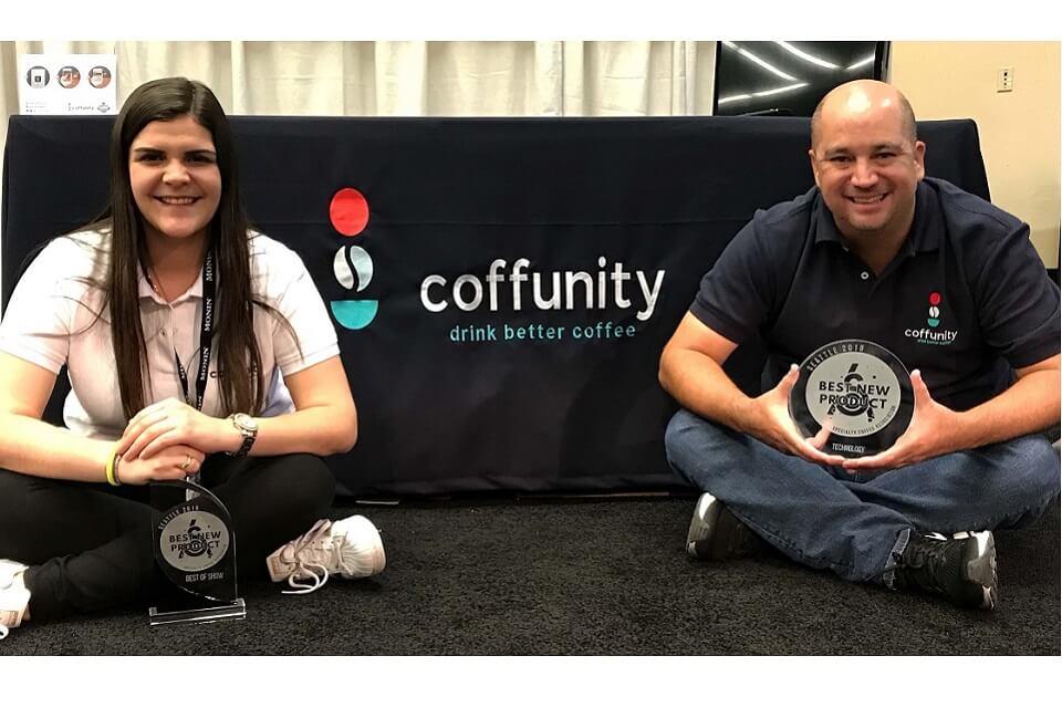 コフュニティ起業家カップル