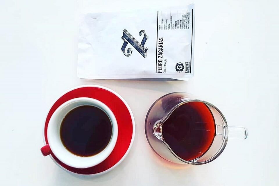 これ世界各地でキャラバン・コーヒー・ロースターズを目にするようになるかも
