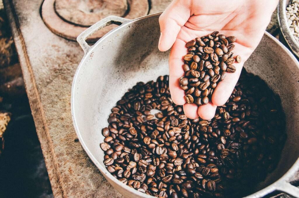 コーヒー豆の特徴