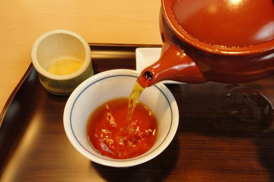 美容と健康にうれしいほうじ茶