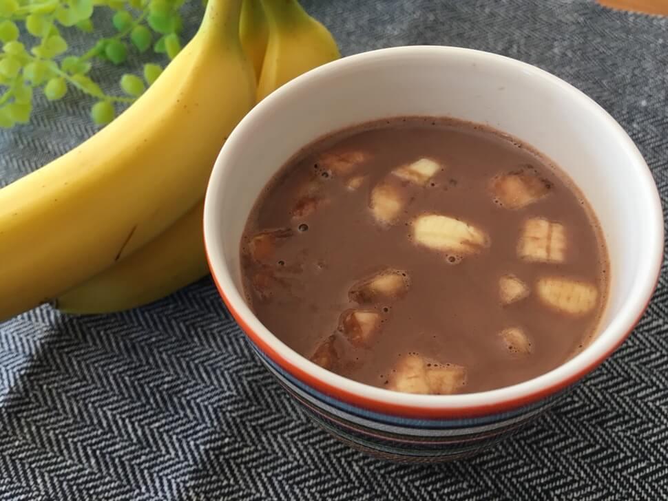 バナナココア