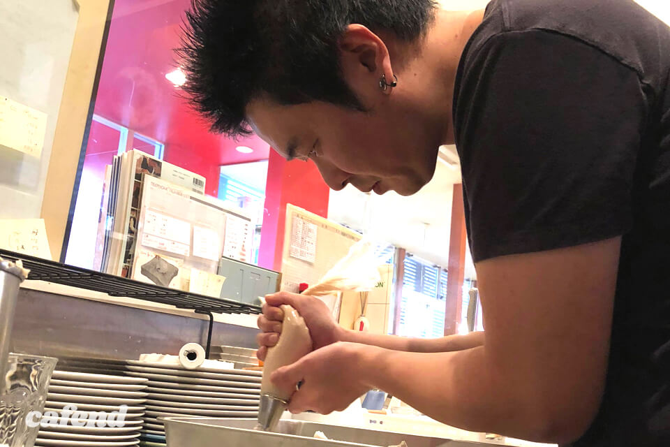 「すべて手作りにこだわりたい」チャンピオンバリスタが目指す理想のカフェとは?