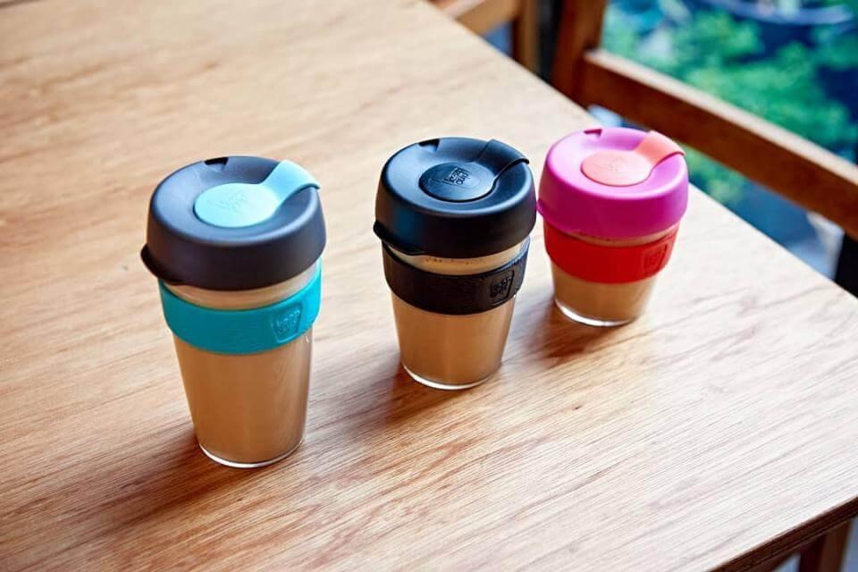 カスタマイズできるKeep Cup