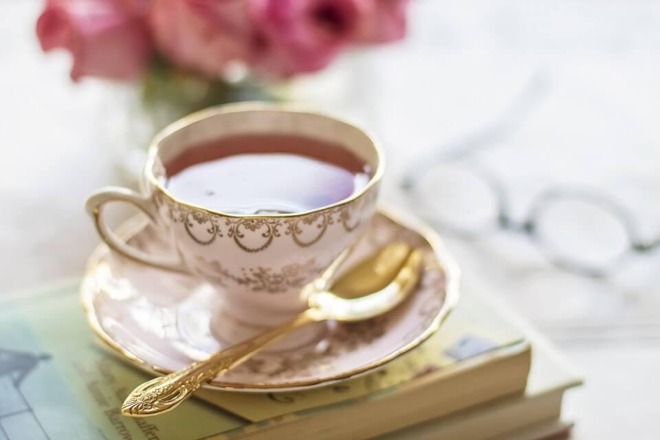 優雅なティータイムを演出する紅茶