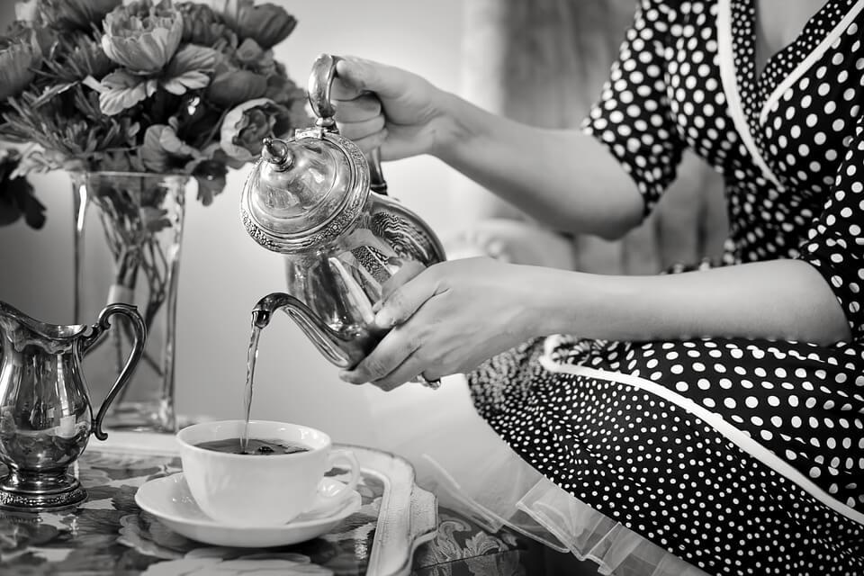 21世紀でも紅茶生産は近代化が遅れています