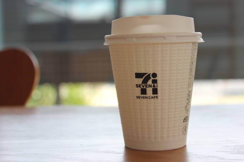 セブンイレブンのコーヒー