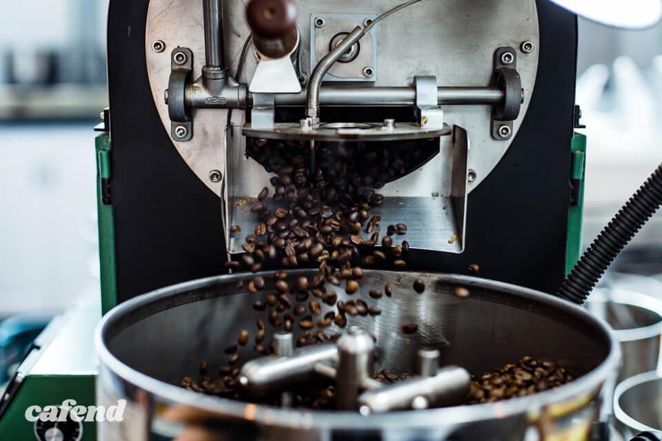コーヒーをおいしくするヒミツの工程 「焙煎」って何だ?