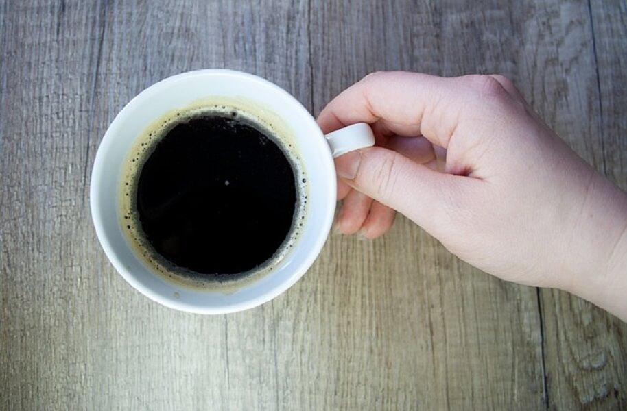 プラックコーヒー