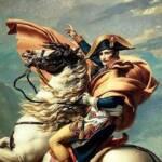 騎乗のナポレオン