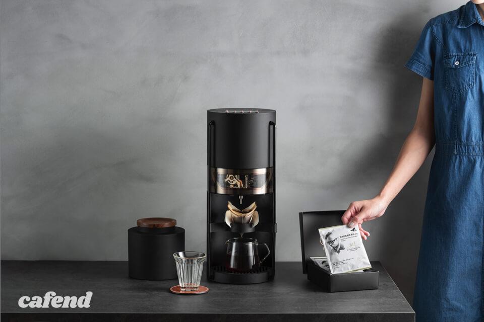 トップバリスタの味が自宅へやってくる!IoTコーヒーメーカー『iDrip』で次世代のコーヒー体験を