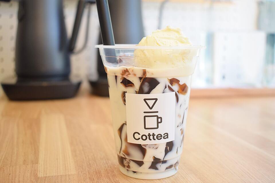 cotteaコーヒーゼリー