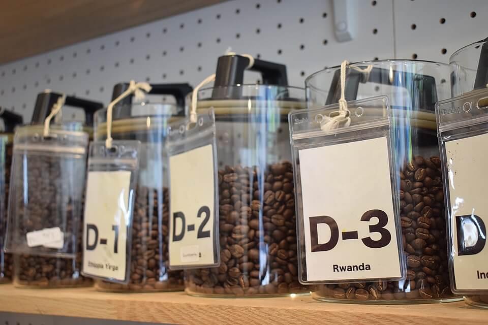 cotteaコーヒー豆