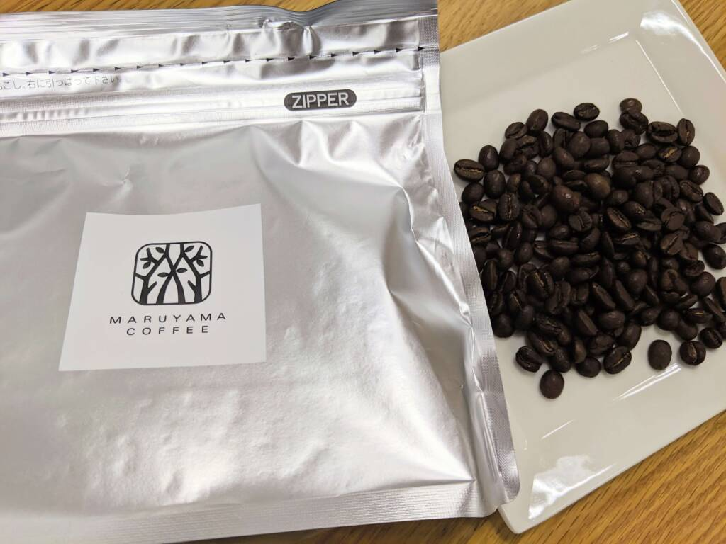 コーヒー通販_丸山珈琲豆