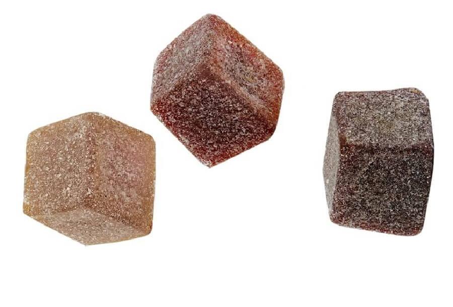 3種類のフレーバー