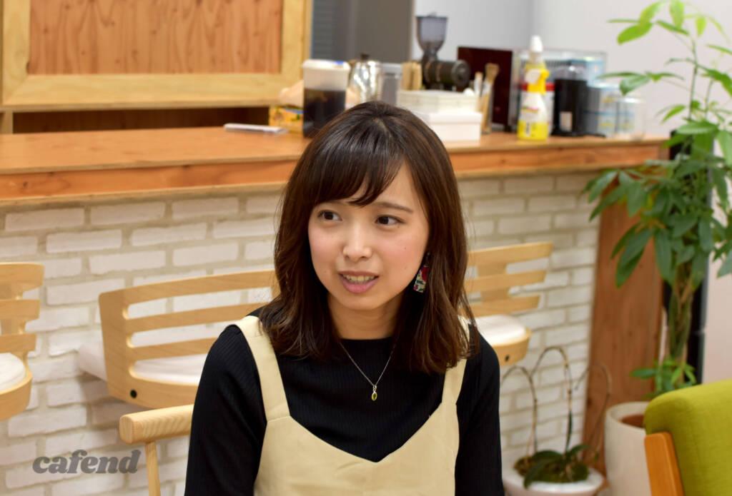 カフェ女_國分愛さんトーク