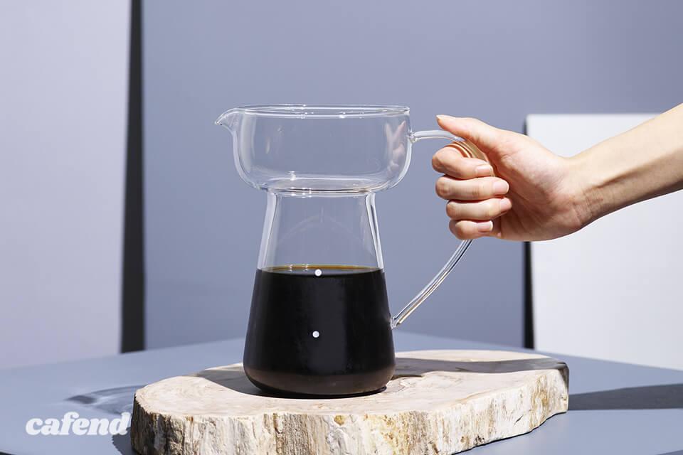 """新生coresの""""本気""""が詰まった『ゴールドコーンフィルター&サーバー』でコーヒーライフを豊かに!/cores新製品レビューVol.1"""