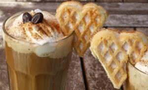 ウィンナーコーヒー・アイス