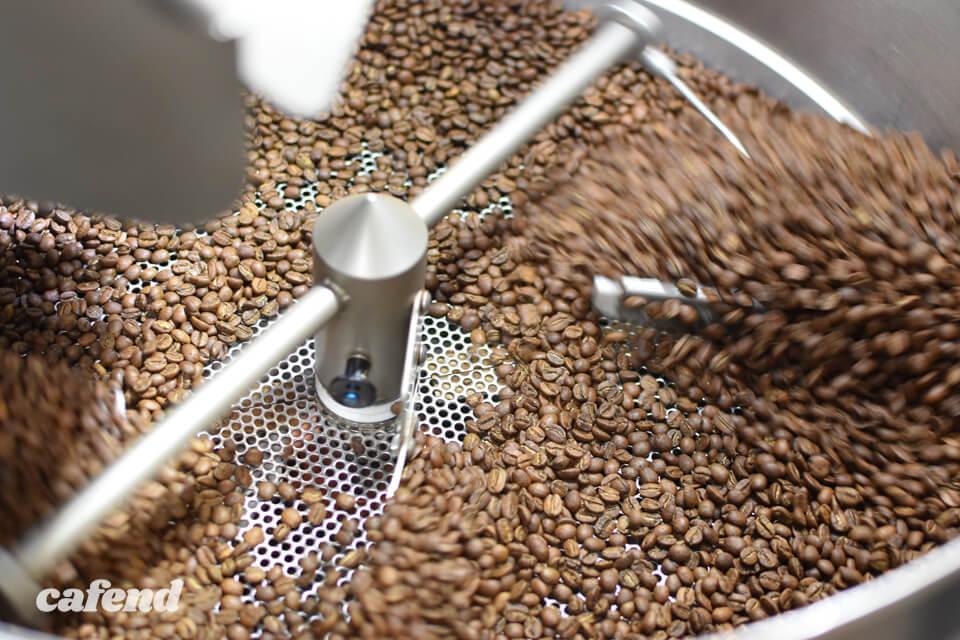GESHARY COFFEE焙煎ラボに潜入!新世代の焙煎士が目指す「最高の一杯」とは?