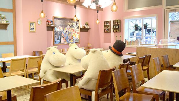 コンセプトカフェ_ムーミンカフェ