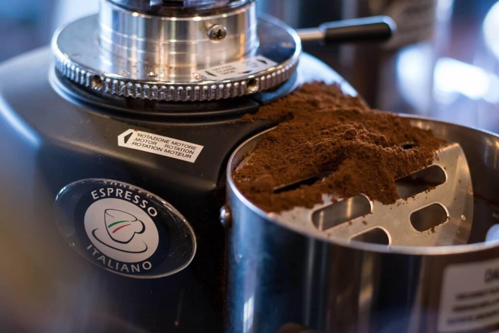 コーヒーメーカーの手入れ