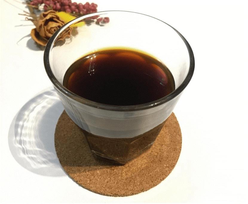 カフェインレスコーヒー_試飲