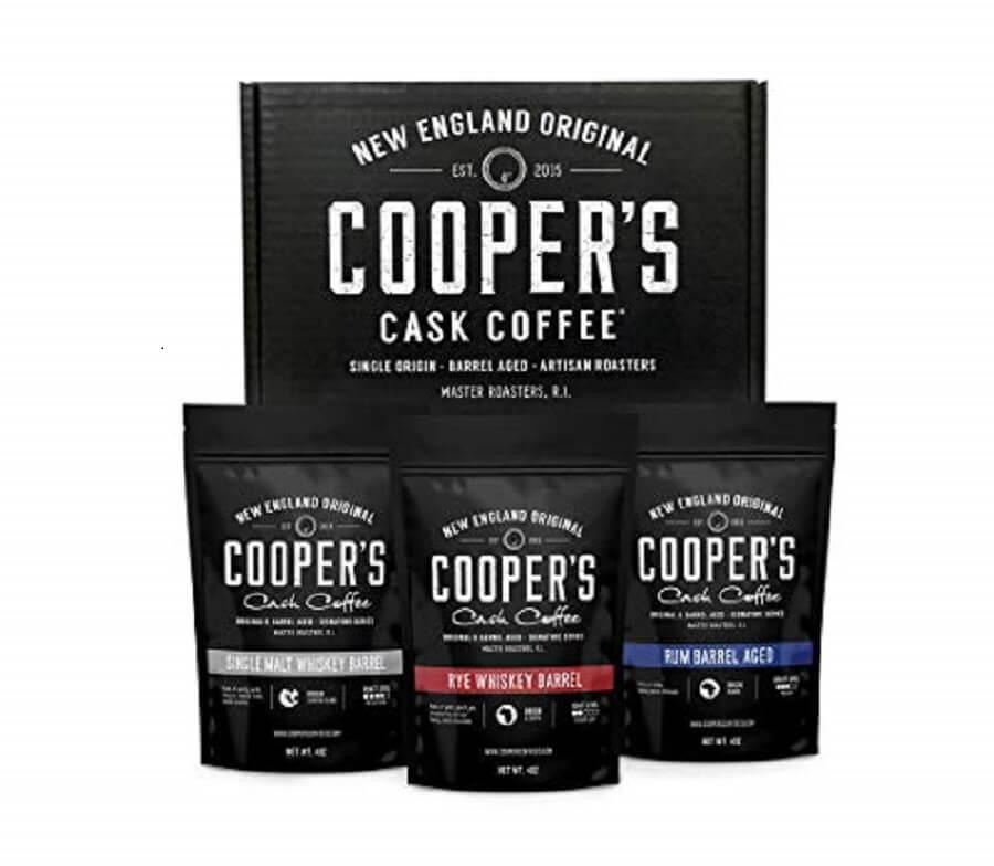 ハーパーズ・カスク・コーヒー