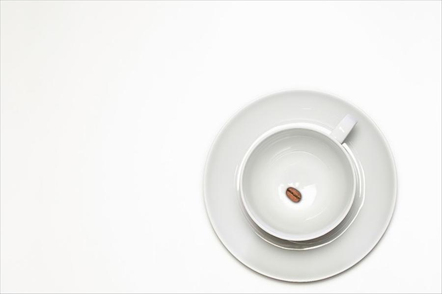 一粒のコーヒー豆